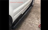 Электрические выдвижные пороги подножки для Land Rover Evoque Prestige
