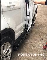 Электрические выдвижные пороги подножки для Land Rover Evoque Dynamic
