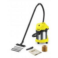 Пылесос сухой и влажной уборки Karcher WD 3 Premium