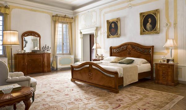 Мебель для спальни из дерева на заказ от производителя