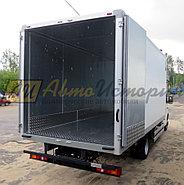 Копия Газель Некст.  Изотермический фургон (экструдер) 5,1 м., фото 4