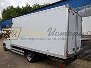 Копия Газель Некст.  Изотермический фургон (экструдер) 5,1 м., фото 3
