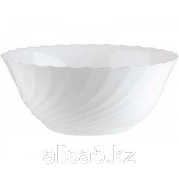 TRIANON салатник большой 24 см, белый