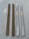 Вставки в пороги Porsche Cayenne 2003-2010, фото 2
