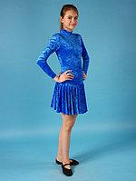 Платье спортивное для девочек Р 2.8 Альера