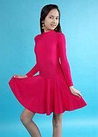 Платье спортивное для девочек Р 2.91 Альера