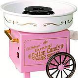 Бытовой аппарат для приготовления сахарной ваты cotton candy maker, фото 2