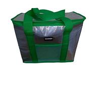 Термосумка 603-1 зеленый