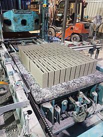ПВХ и пластиковые поддоны для бетонной продукции.