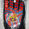 Вратарские перчатки ФК Барселона подростковые