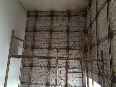 Усиление аварийных стен 12