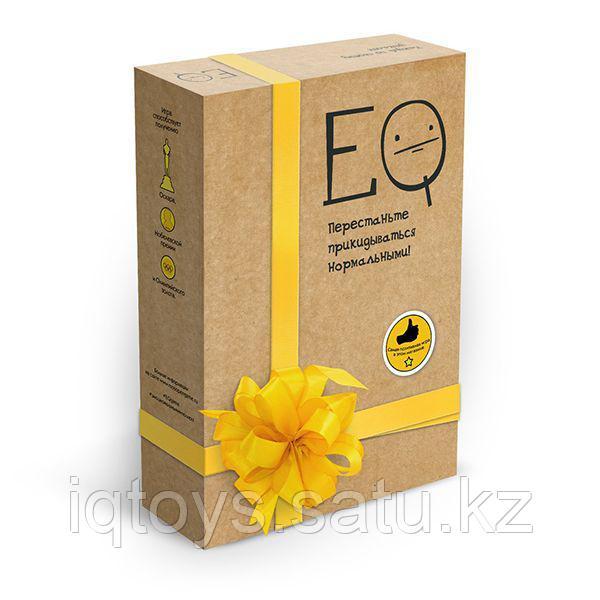 Настольная игра IPLAY Эмоциональный интеллект (EQ)