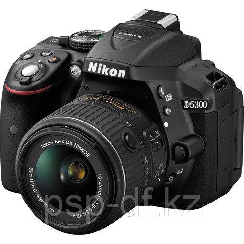 Nikon D5300 kit AF-S DX NIKKOR 18-140mm f/3.5-5.6G ED VR