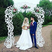 Свадебная ширма, арка, фотозона
