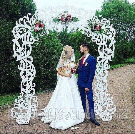 Свадебная ширма, арка, фотозона, фото 2