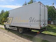 Копия Копия Газель Некст.  Изотермический фургон 5,1 м. + Элинж С5, фото 3