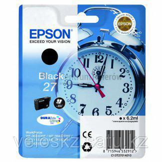 Картридж Epson C13T27014022 для WF-7610DWF с черными чернилами, фото 2