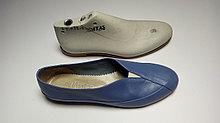 Колодка 4500 + подошва 1500 для изготовления женской обуви, балетки. Размеры 36-40.