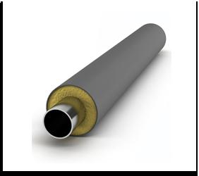 Труба тепло/гидроизолированная ППУ-ПЭ/ОЦ, пленка