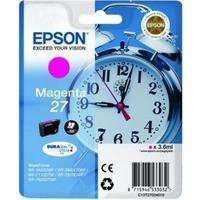 Картридж Epson C13T27034022 для WF-7110/7610/7620 пурпурный, фото 2