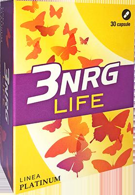 3NRG Life (Тринерджи Лайф) - капсулы при климаксе