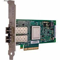 Qlogic 8Gb Dual Port FC HBA сетевая карта (QLE2562-CK)