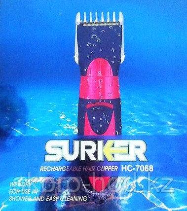 Профессиональная машинка для стрижки Surker