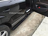 Электрические выдвижные пороги подножки для Audi Q7 2003-2015