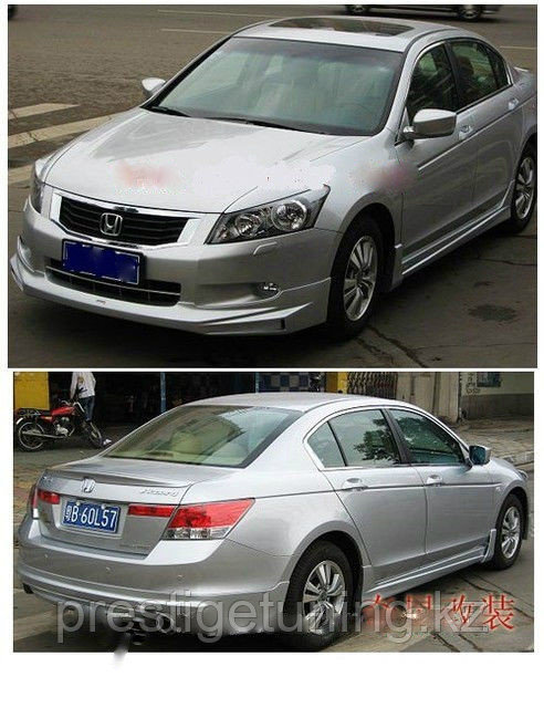Обвес Honda Accord