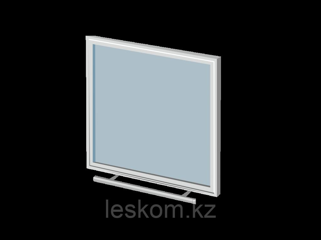"""Дверца со стеклом ROBAX 17"""" Панорама"""