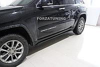 Электрические выдвижные пороги подножки для Jeep Grand Cherokee 11-13