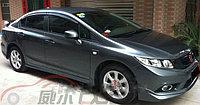 Обвес на Honda Civic 2012, фото 1
