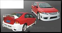 Обвес на Honda Civic