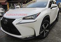 Электрические выдвижные пороги подножки для Lexus 15+ NX200/300