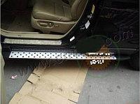 Подножки \ пороги на Honda CR V