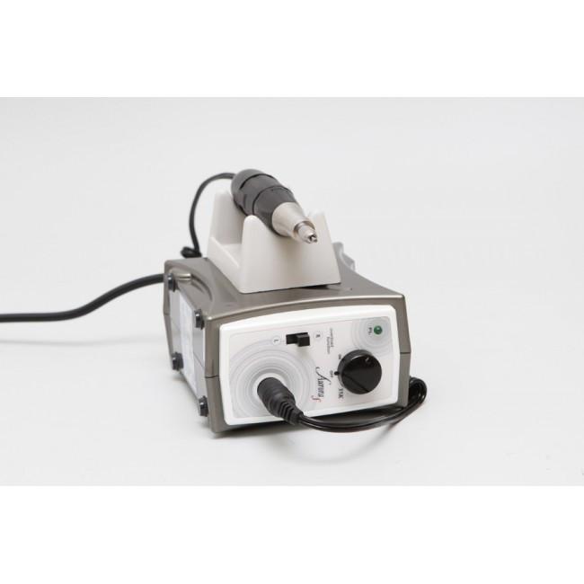 Strong Aurora 102 - аппарат для маникюра c педалью, в коробке, 35000 об/мин, 64 Вт | Saeshin (Ю. Корея)
