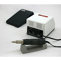 Marathon N2 - аппарат для маникюра и педикюра с наконечником SDE-H35LSP, 35000 об/мин, 50 Вт, педаль SFP-27   Saeyang Microtech (Ю. Корея), фото 1