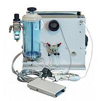АСОЗ 5.1 С - компактный пескоструйный аппарат для зуботехнических (керамических) лабораторий с одним струйным модулем | Аверон (Россия)