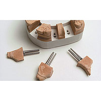 Bi-Pin - штифты короткие без втулки (без штекерных штифтов) | Renfert (Германия)