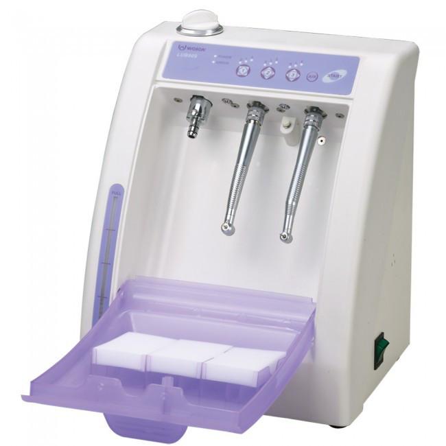 Woson LUB909 - аппарат для смазки и чистки наконечников (до 3-х инструментов одновременно)   Woson (Китай)