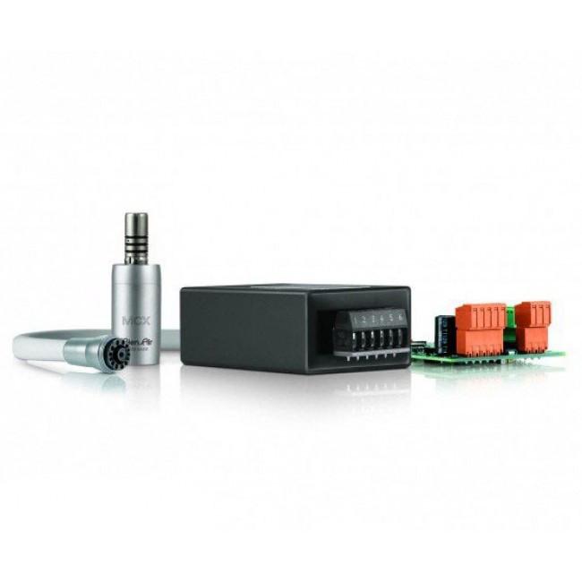DMCX LED - встраиваемая система для двух микромоторов со светодиодной подсветкой, с реле и преобразователем | Bien-Air (Швейцария)