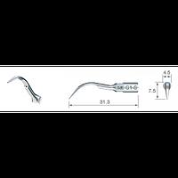 G1-S - насадка для удаления зубных отложений | NSK Nakanishi (Япония)