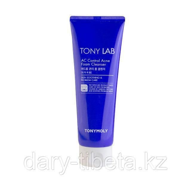 Tony Moly Tony Lab AC Control Acne Foam Cleanser-Пенка для умывания для проблемной кожи