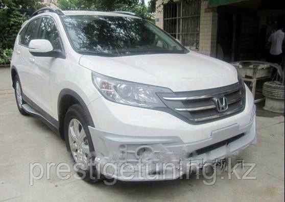 Обвес Forza на Honda CR V NEW 2013