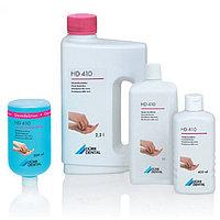 HD 410 - средство для дезинфекции, очистки и ухода за кожей рук, 2,5 л   Dürr Dental (Германия)