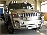 Обвес AGRESSOR на Hummer H2, фото 1