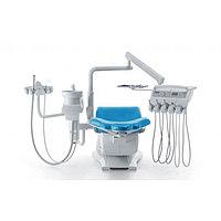 Estetica E30 S/TM Essential Line (светильник EDI) - стоматологическая установка с верхней/нижней подачей инструментов | KaVo (Германия)