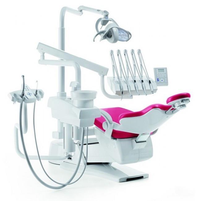 Estetica E30 S/TM Essential Line (светильник MAIA LED) - стоматологическая установка с верхней/нижней подачей инструментов | KaVo (Германия) - фото 2