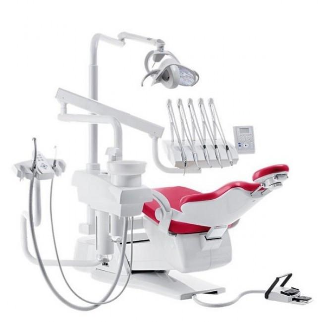 Estetica E30 S/TM Essential Line (светильник MAIA LED) - стоматологическая установка с верхней/нижней подачей инструментов | KaVo (Германия) - фото 3