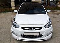 Обвес на Hyundai Accent NEW, фото 1